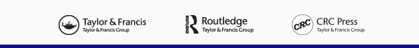 Taylor &amp; Francis - Routledge - Psychology Press - CRC Press - Focal Press